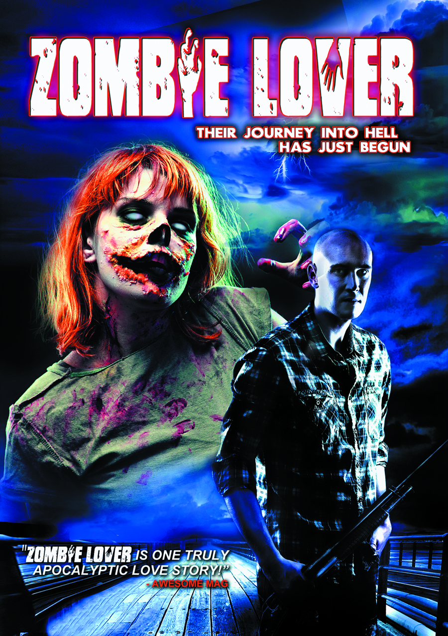 ZOMBIE LOVER DVD