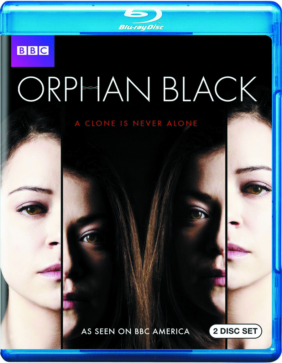 ORPHAN BLACK DVD SEA 01