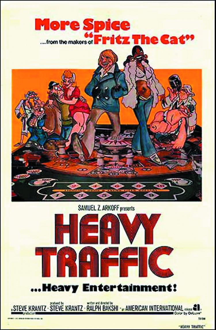 HEAVY TRAFFIC BD