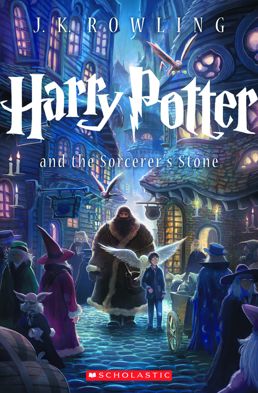 HARRY POTTER BOX SET KIBUISHI CVR ED