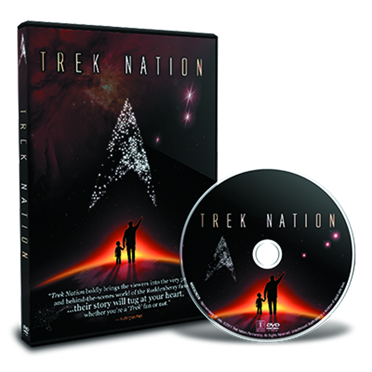 TREK NATION DVD