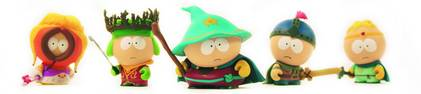SOUTH PARK STICK OF TRUTH MINI FIG 15PC BMB DS