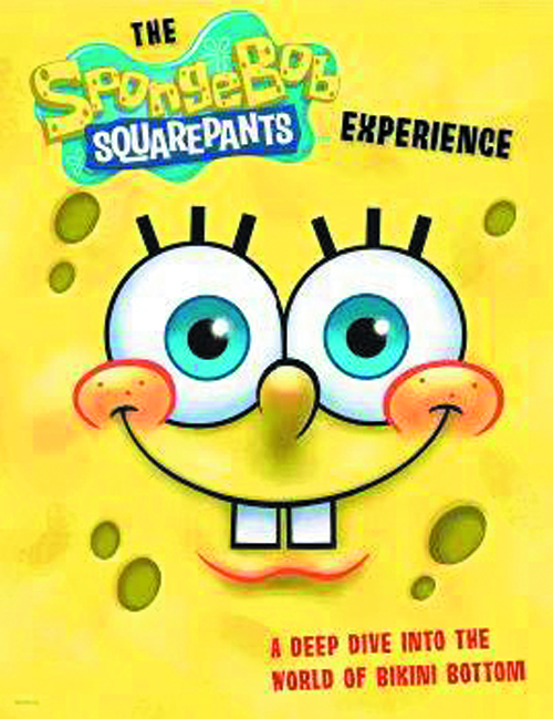 (USE MAY169099) SPONGEBOB SQUAREPANTS EXPERIENCE