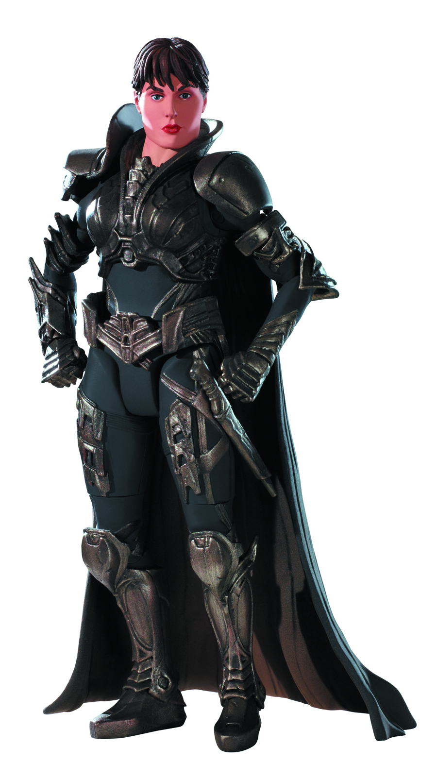 SUPERMAN MOS 6IN MOVIE MASTER FAORA AF
