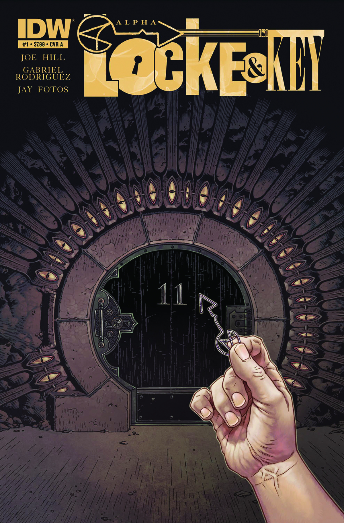 LOCKE & KEY ALPHA #1 (OF 2)