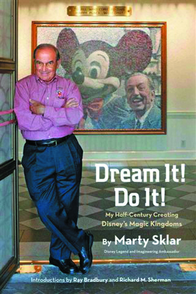 DREAM IT DO IT HALF CENTURY CREATING MAGIC KINGDOM HC