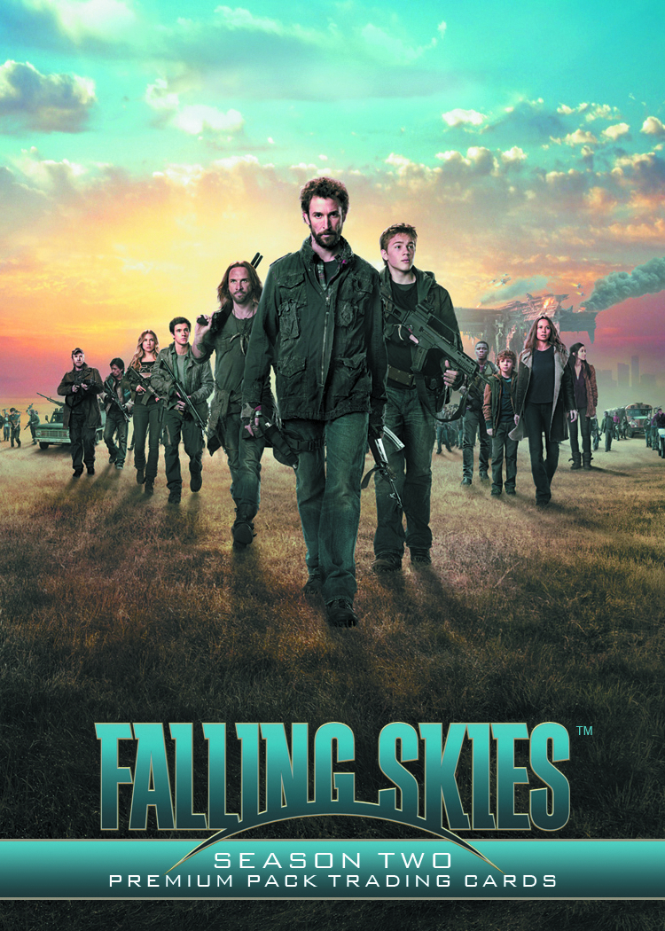 FALLING SKIES SEASON 2 PREMIUM PACK T/C BOX