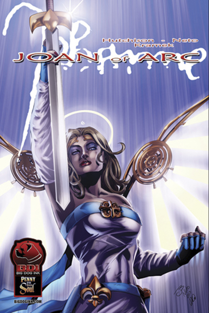 JOAN OF ARC TP FROM THE ASHES