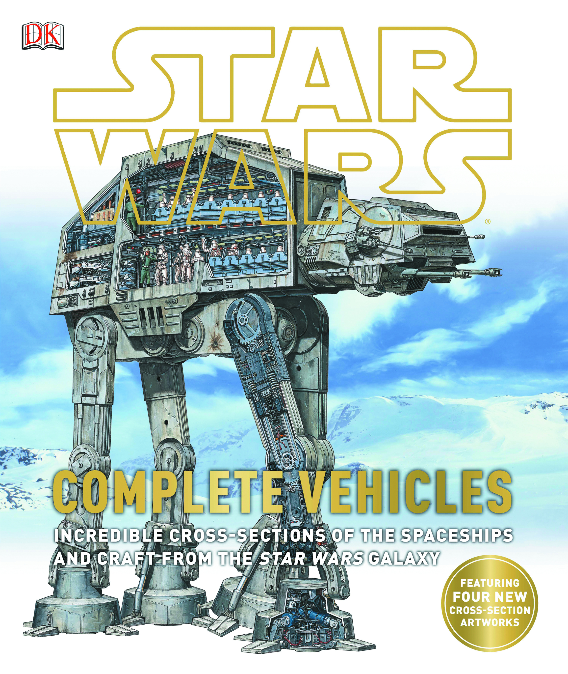 STAR WARS COMPLETE VEHICLES HC UPDATED ED