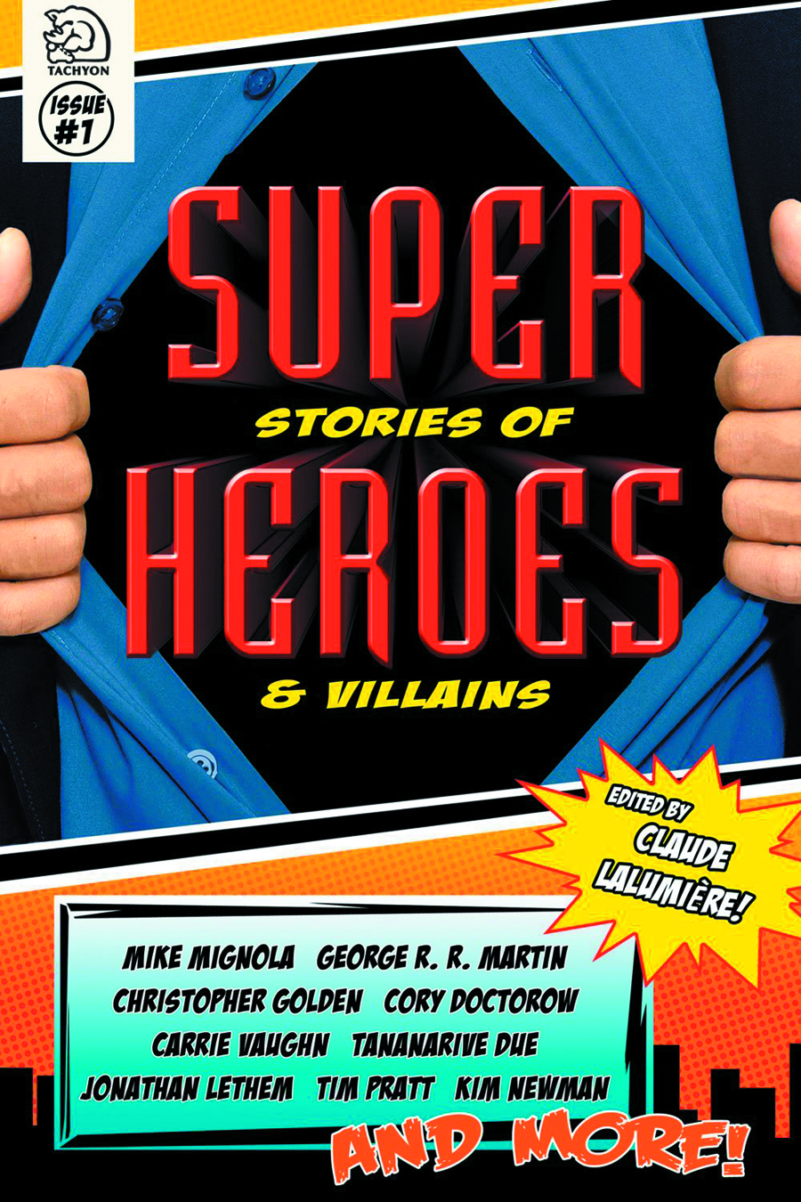 SUPER STORIES OF HEROES & VILLAINS SC
