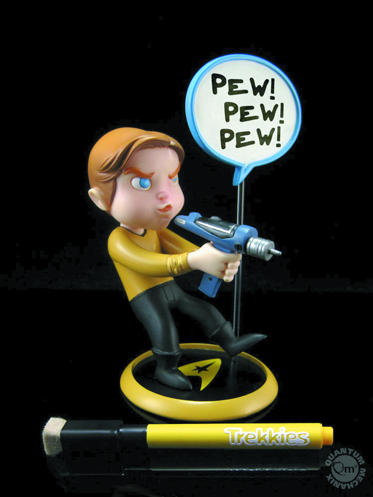ST TREKKIES KIRK Q-POP FIGURE
