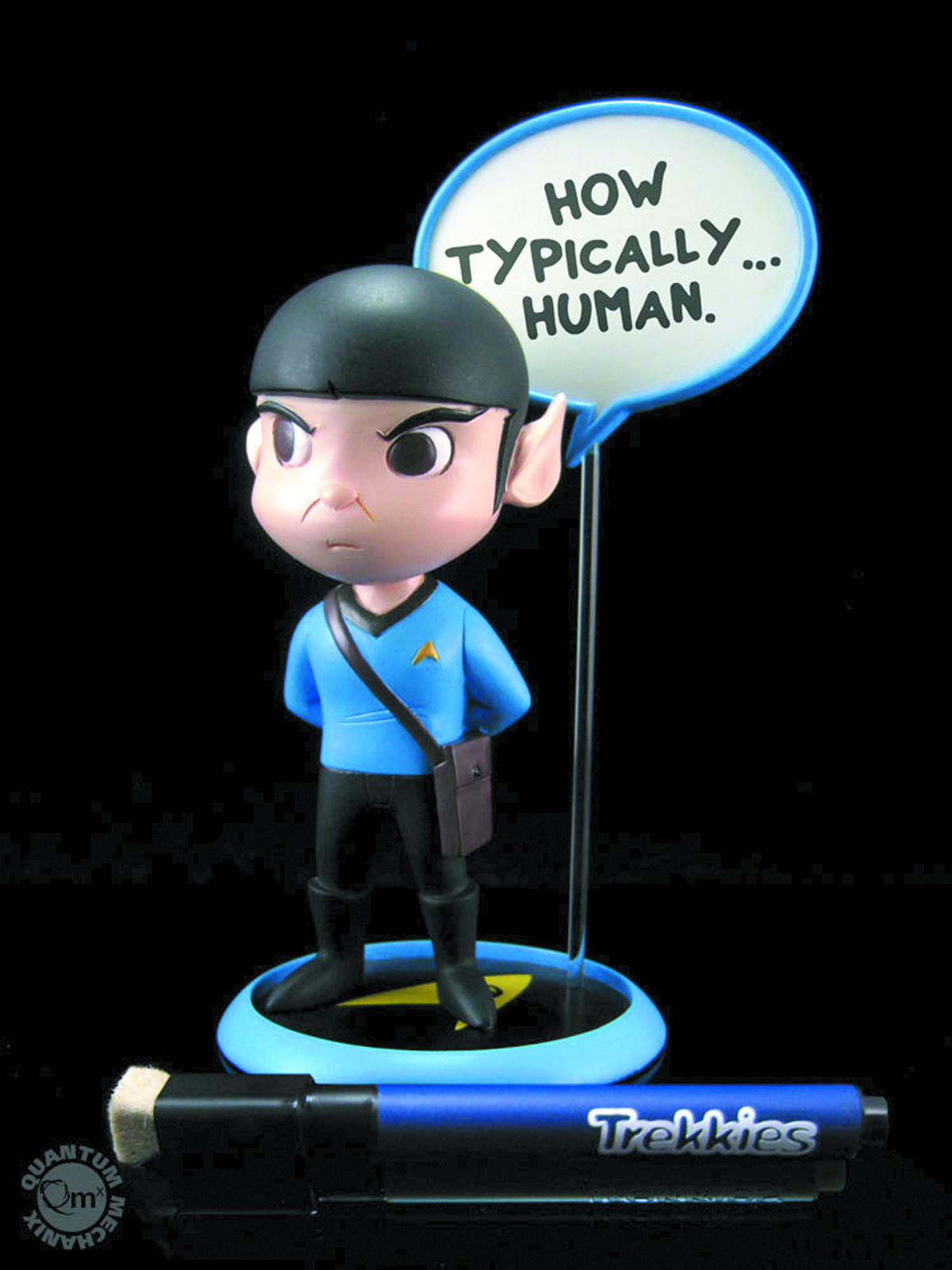 ST TREKKIES SPOCK Q-POP FIGURE