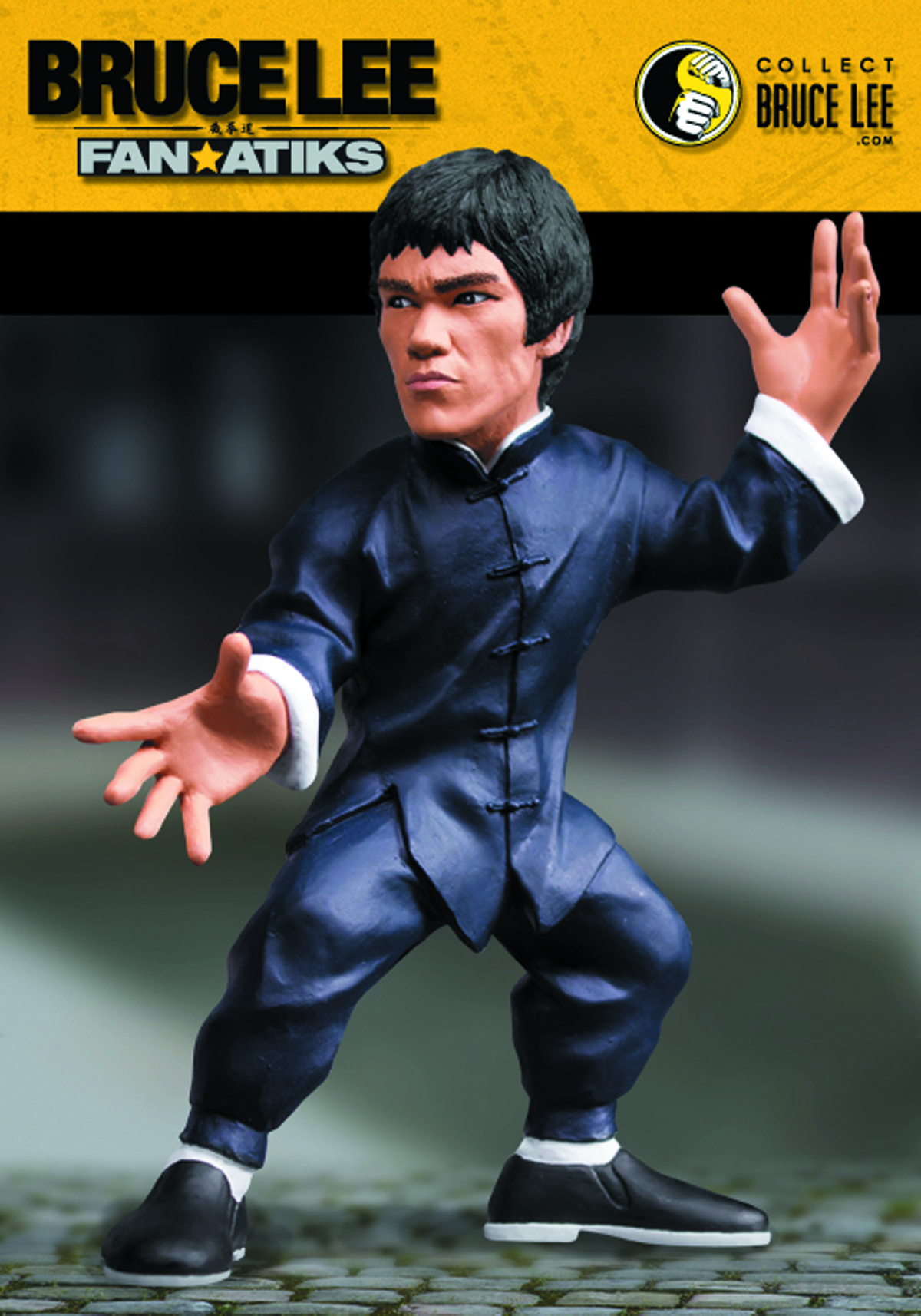 BRUCE LEE 6-IN FANATIKS WAVE 4 AF ASST