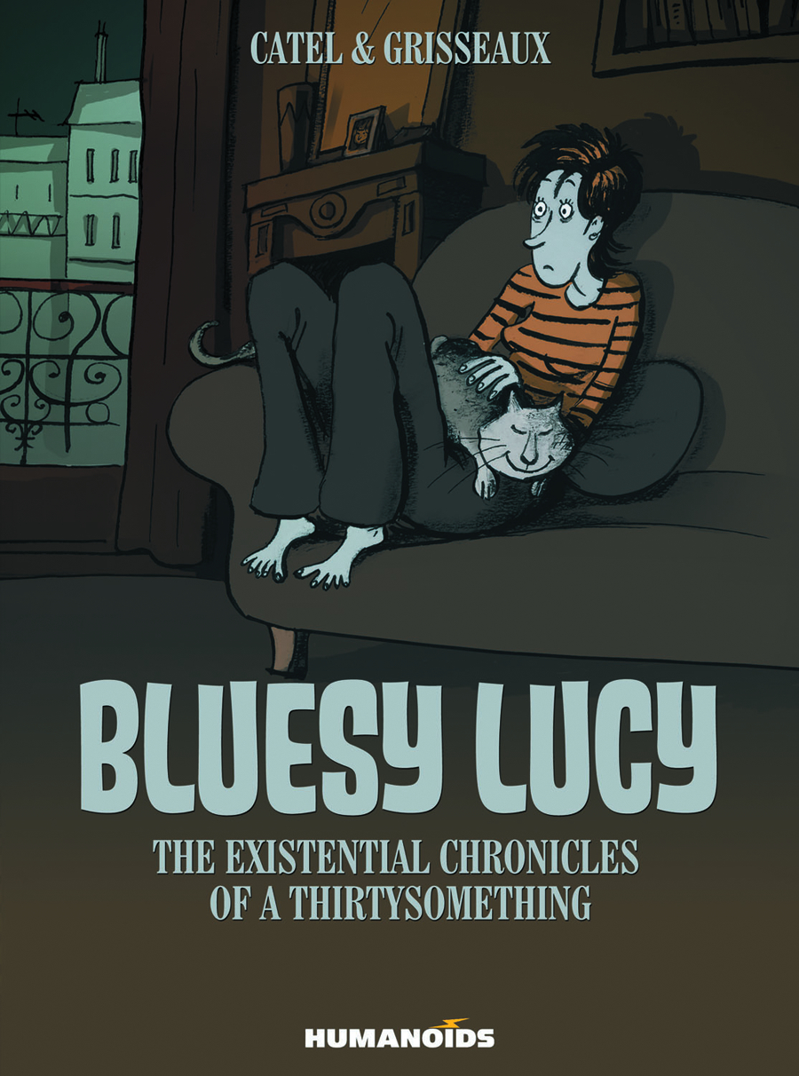 BLUESY LUCY EXISTENTIAL CHRONICLES HC