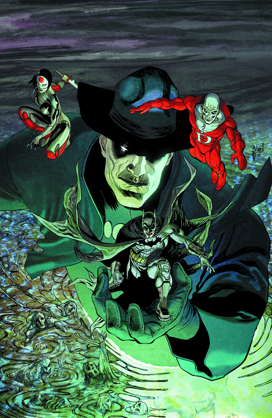 TRINITY OF SIN THE PHANTOM STRANGER #11