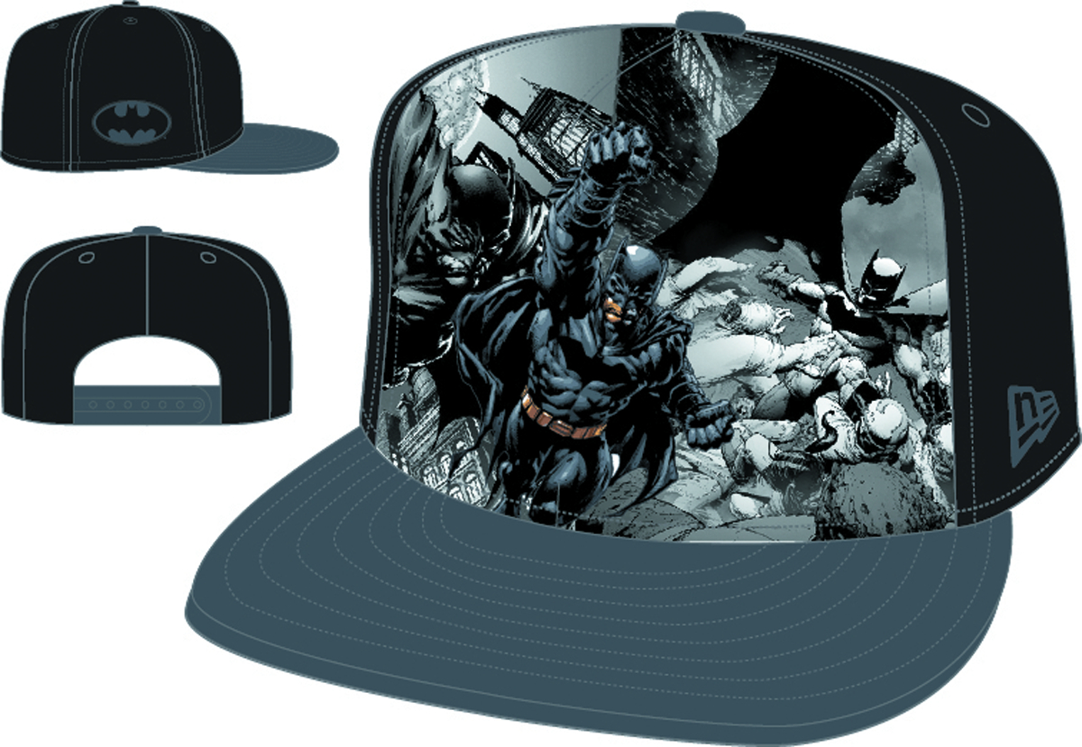 HERO BREAKOUT NEW 52 BATMAN PX SNAP BACK CAP
