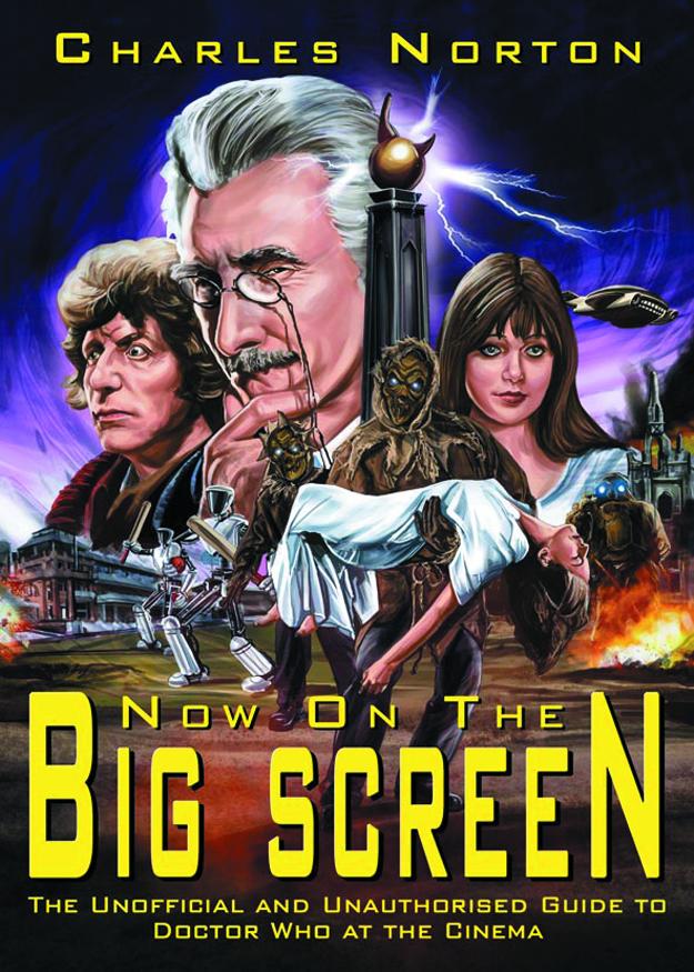 NOW ON BIG SCREEN UNOFF & UNAUTH GT DR WHO AT CINEMA SC