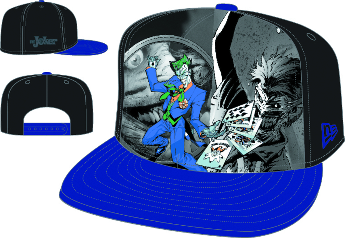 HERO BREAKOUT JOKER PX SNAP BACK CAP