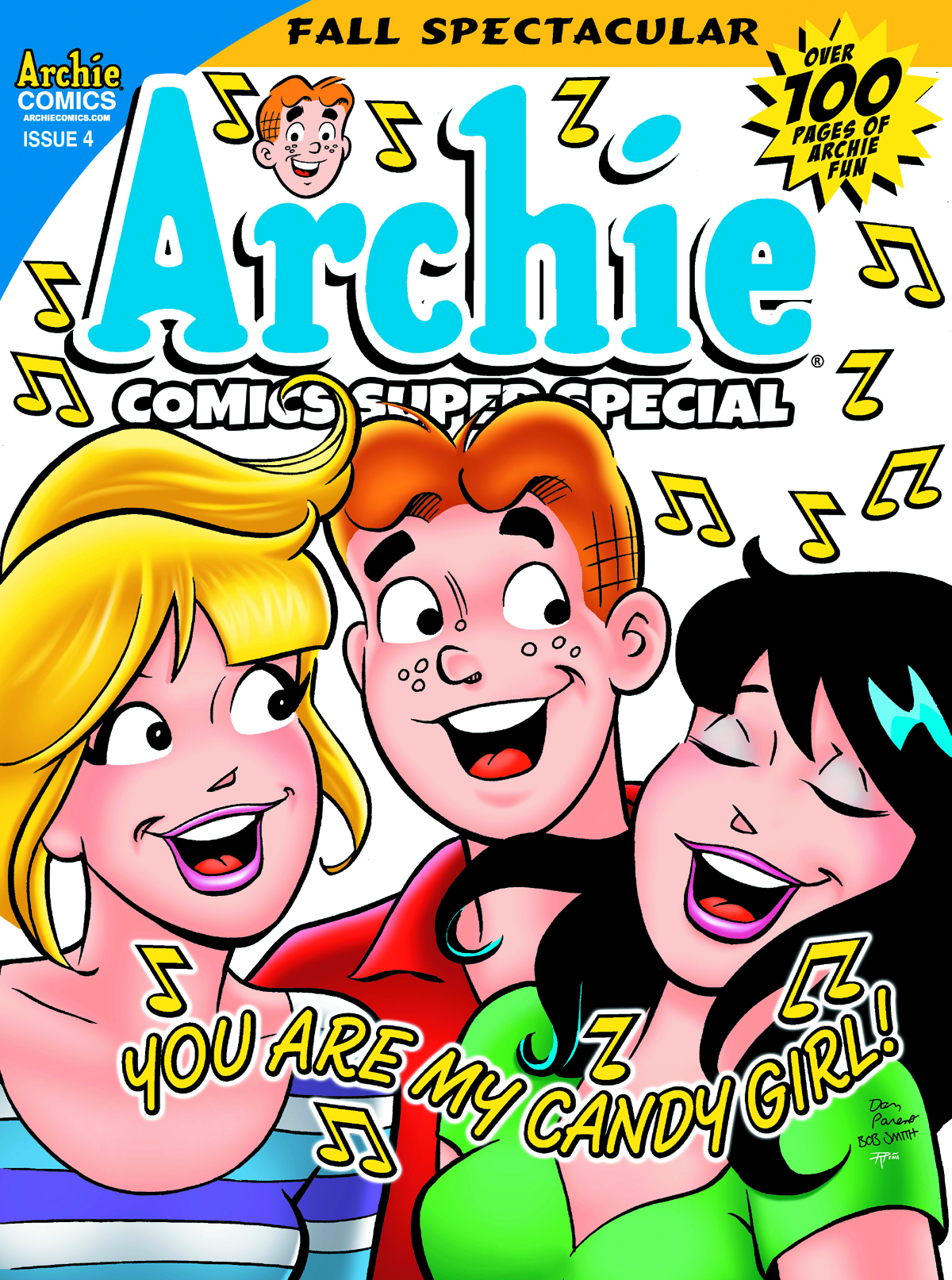 ARCHIE COMIC SUPER SPECIAL #4