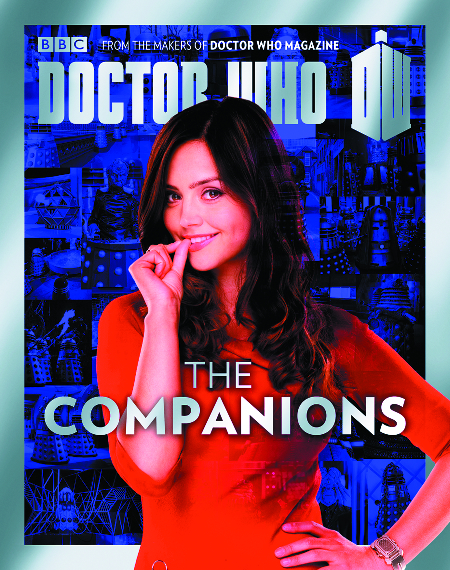 DOCTOR WHO BOOKAZINE #2 THE COMPANIONS