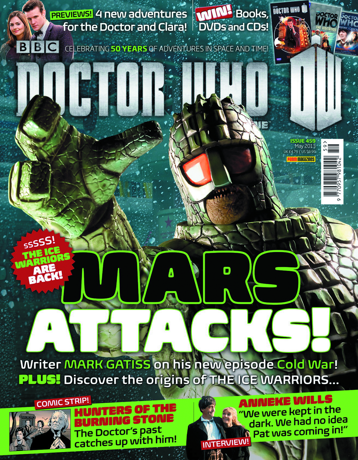 DOCTOR WHO MAGAZINE #463