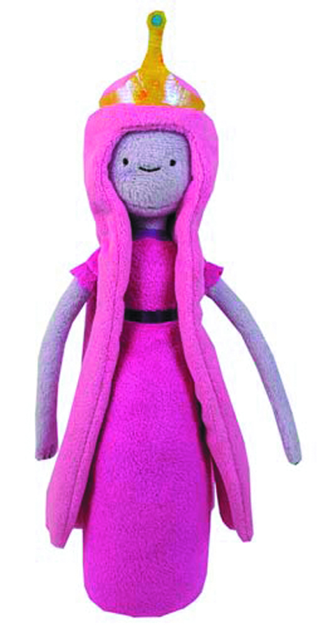 ADVENTURE TIME 7-IN FAN FAVE PRINCESS BUBBLEGUM PLUSH