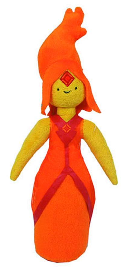 ADVENTURE TIME 7-IN FAN FAVE FLAME PRINCESS PLUSH