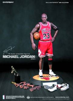 MICHAEL JORDAN REAL MASTERPIECE AF #23 ROAD VER