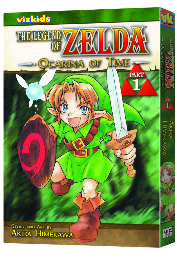 LEGEND OF ZELDA GN VOL 01