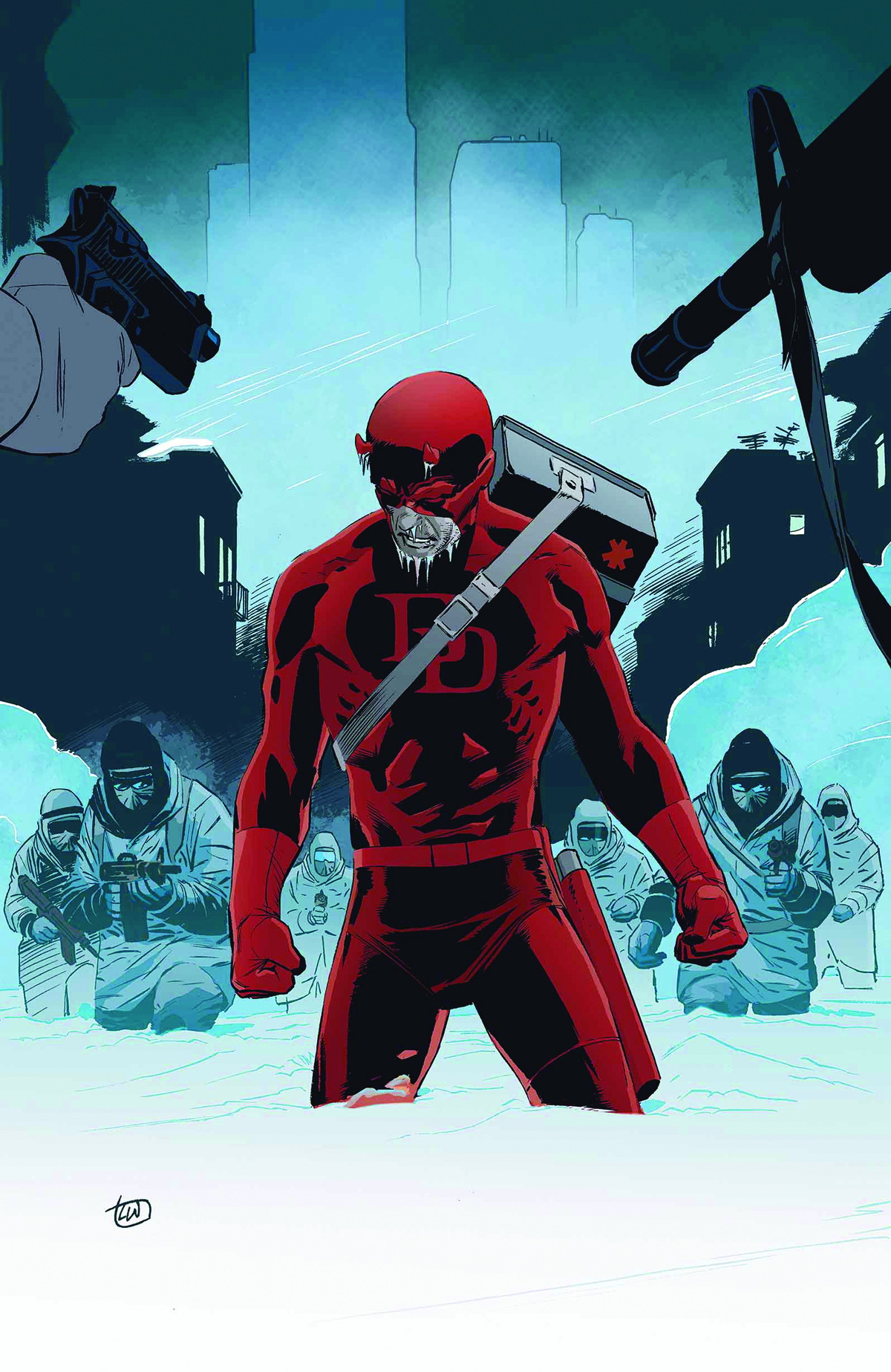 DAREDEVIL DARK NIGHTS #3