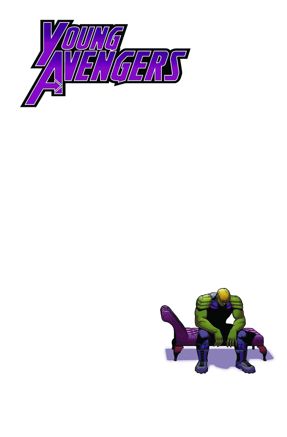 YOUNG AVENGERS #9 NOW