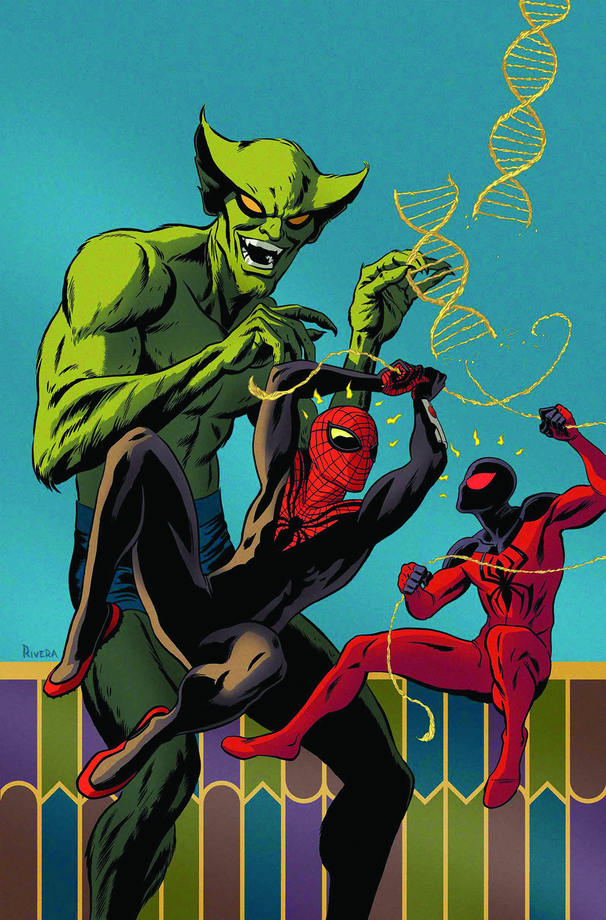 SUPERIOR SPIDER-MAN TEAM UP #2 NOW