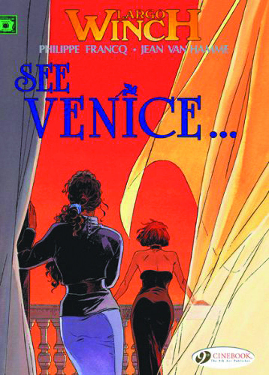 LARGO WINCH GN VOL 05 SEE VENICE