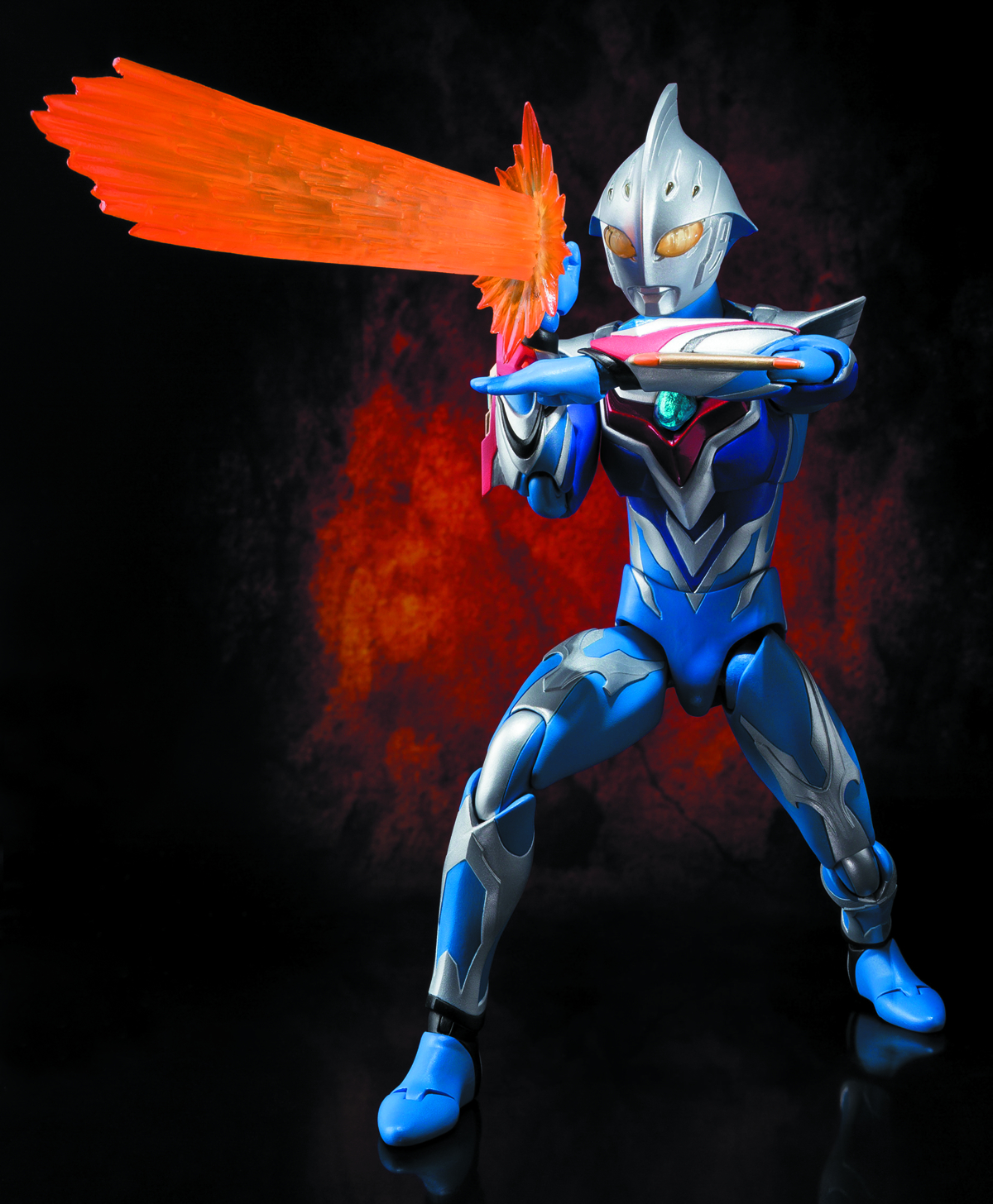 ULTRAMAN NEXUS JUNIS BLUE ULTRA-ACT AF