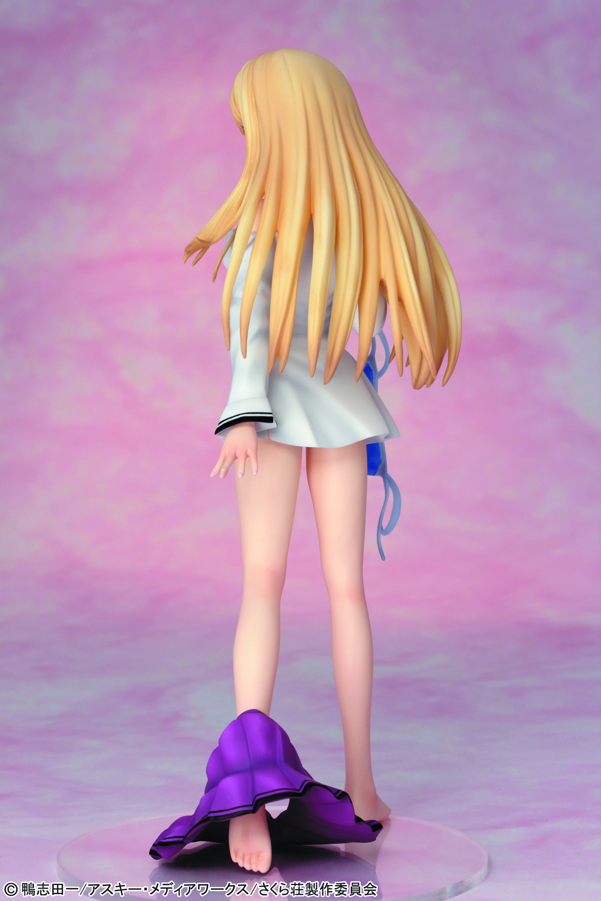 PET GIRL OF SAKURASOU SHIINA MASHIRO PVC FIG