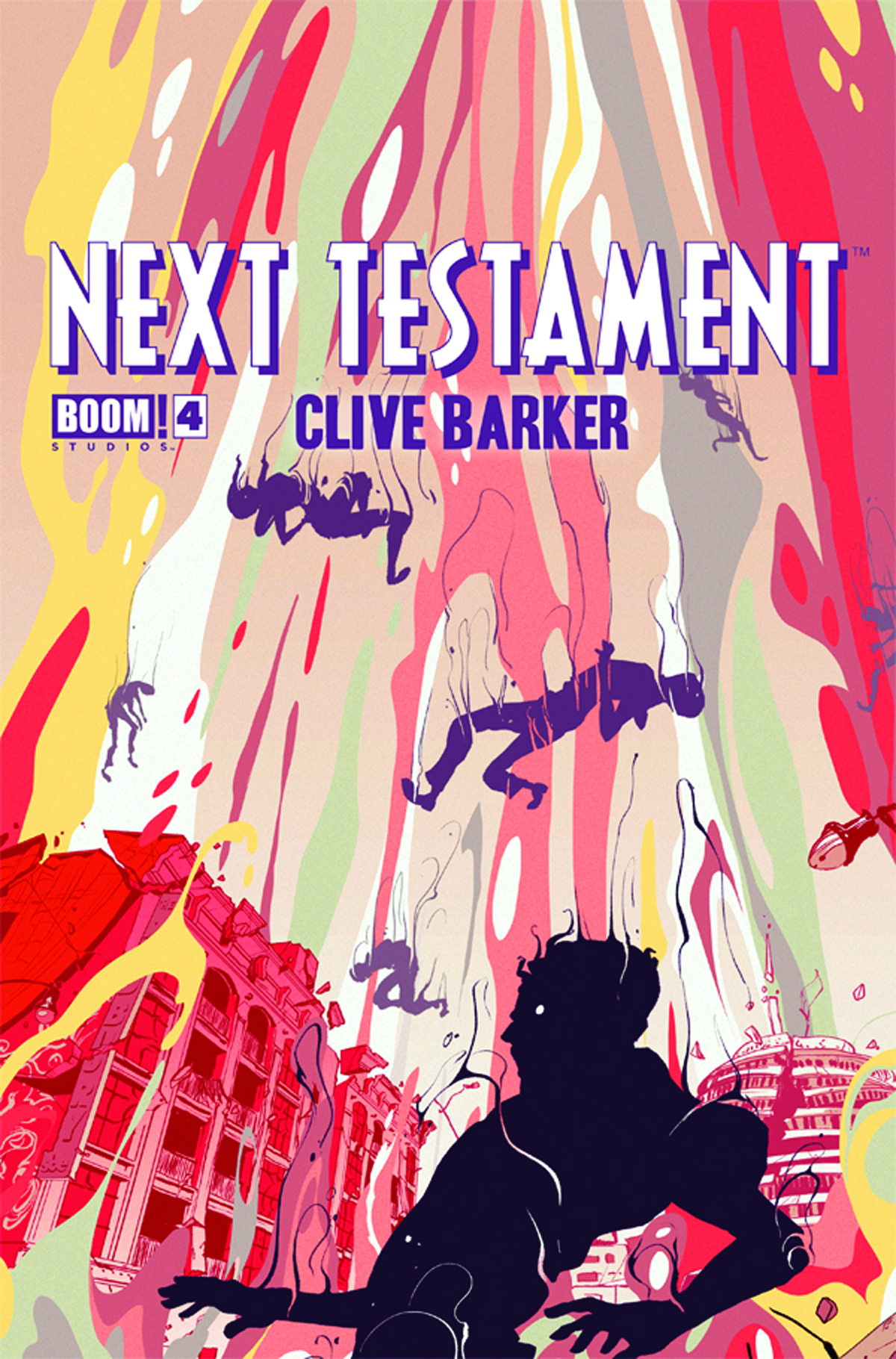 CLIVE BARKER NEXT TESTAMENT #4 (OF 12)