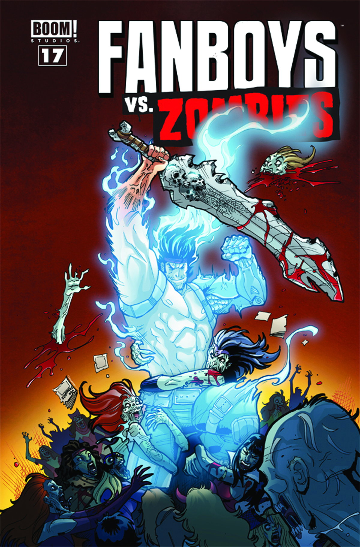 FANBOYS VS ZOMBIES #17