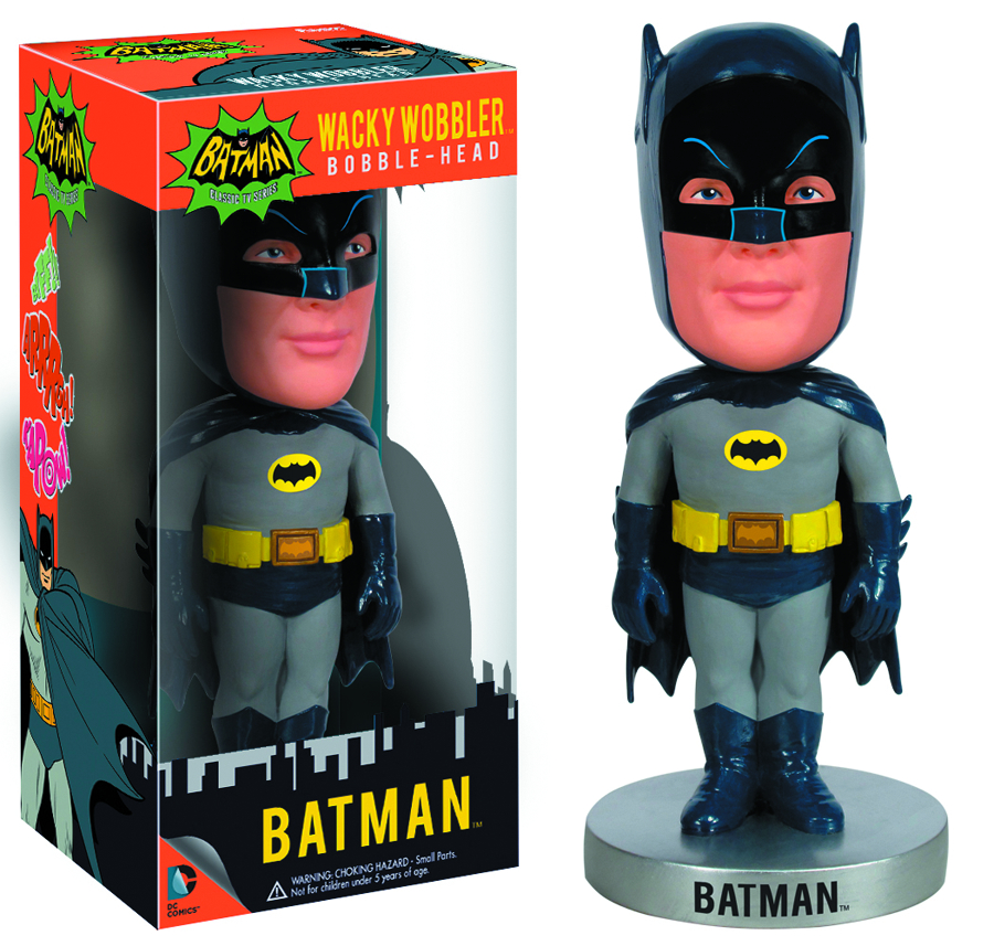 BATMAN 1966 BATMAN WACKY WOBBLER
