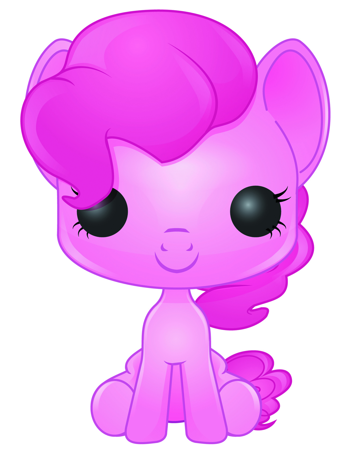 POP MLP PINKIE PIE VINYL FIG
