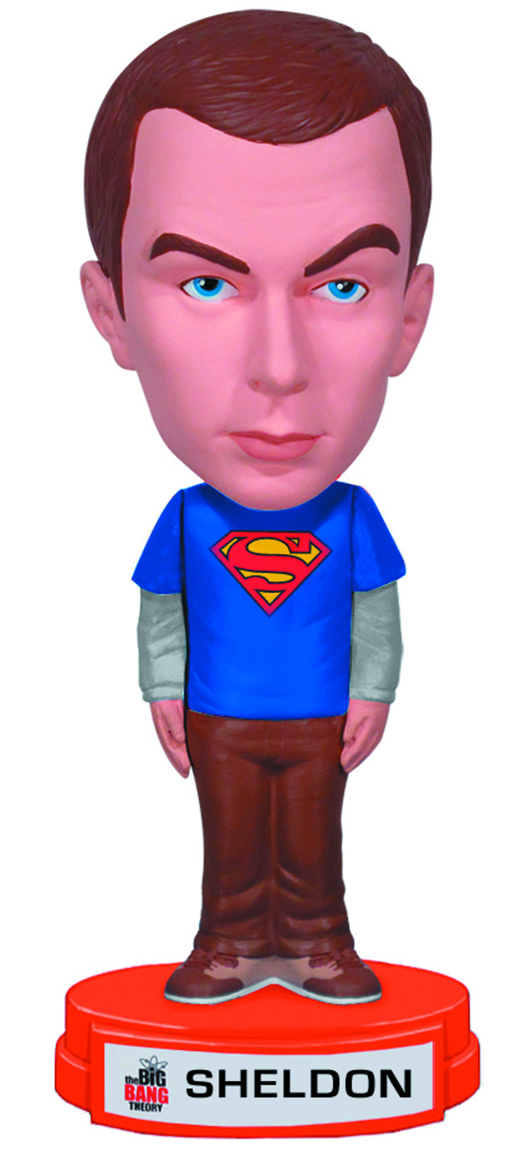 BIG BANG THEORY SHELDON TALKING WACKY WOBBLER