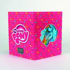MY LITTLE PONY MICRO SERIES #2 RAINBOW DASH COMICFOLIO
