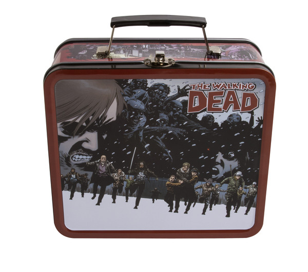 WALKING DEAD LUNCHBOX VER 2