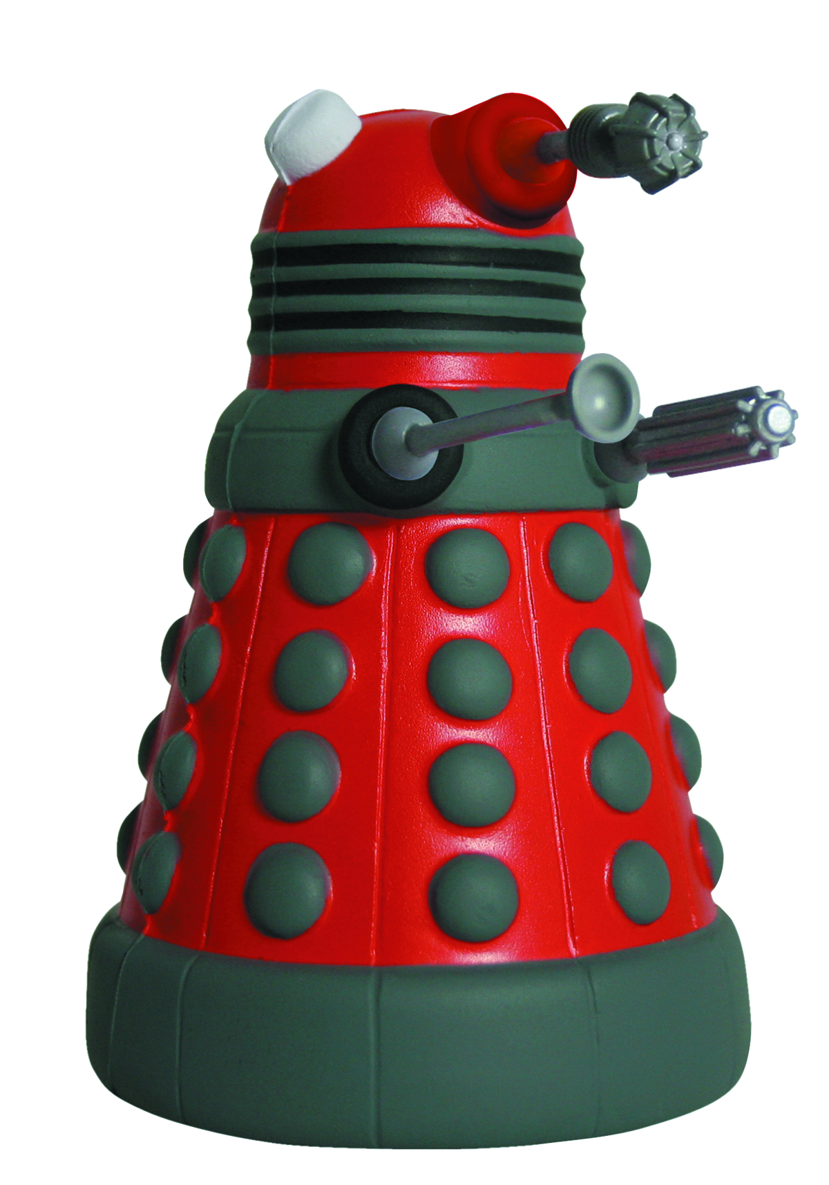 DOCTOR WHO RED DALEK SQUEEZEE STRESS TOY