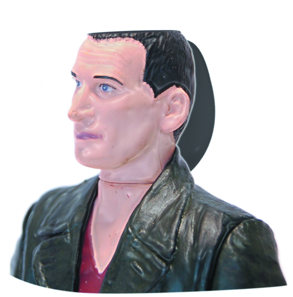 DOCTOR WHO 9TH DOCTOR FIGURAL MUG