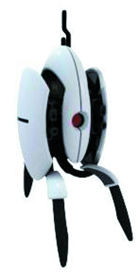PORTAL 2 SENTRY TURRET SERIES II COLL FIG 12 CT DISPLAY