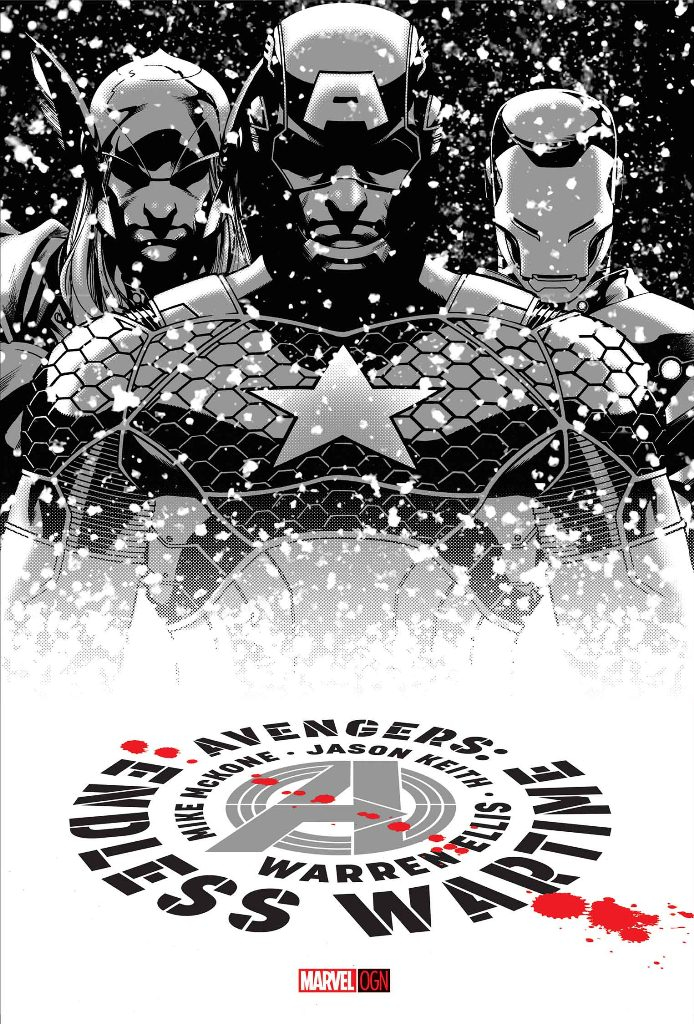 AVENGERS ENDLESS WARTIME OGN HC