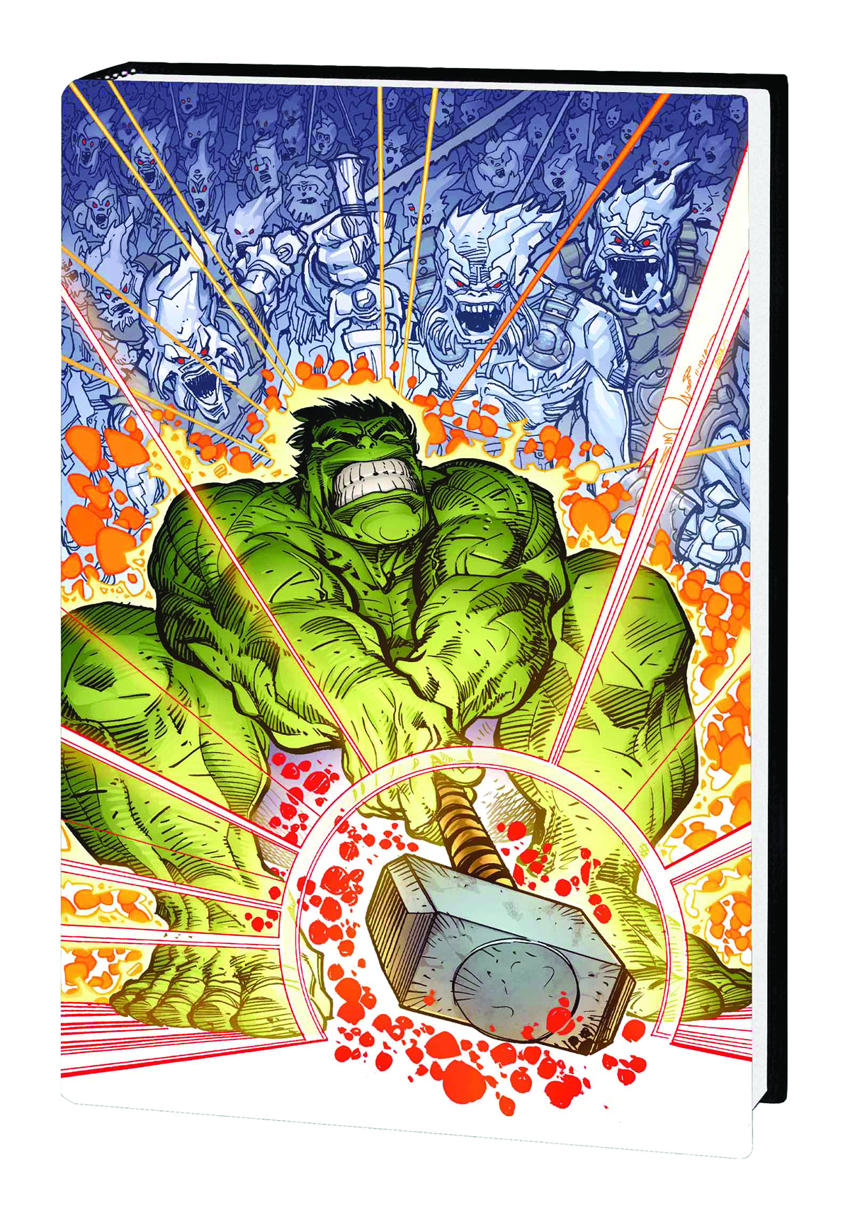 INDESTRUCTIBLE HULK PREM HC VOL 02 GODS AND MONSTER NOW