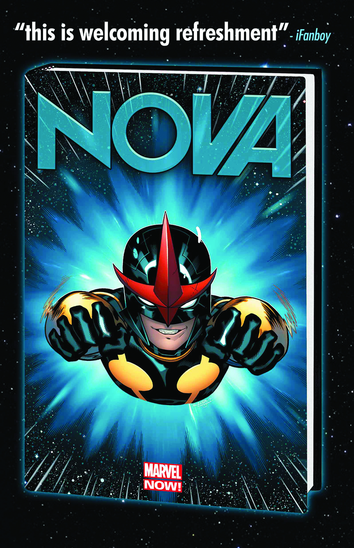 NOVA PREM HC ORIGIN NOW