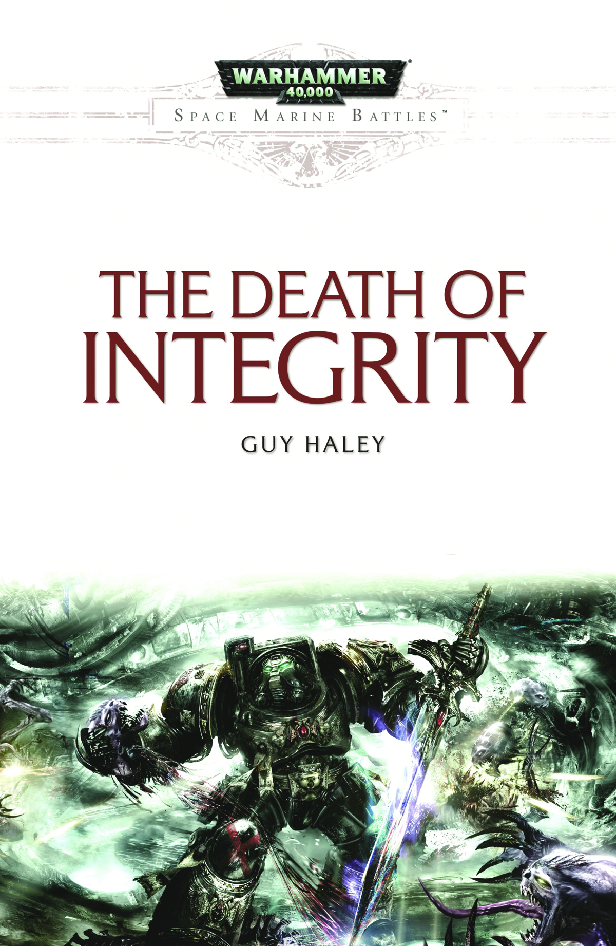 WARHAMMER 40K DEATH OF INTEGRITY TP