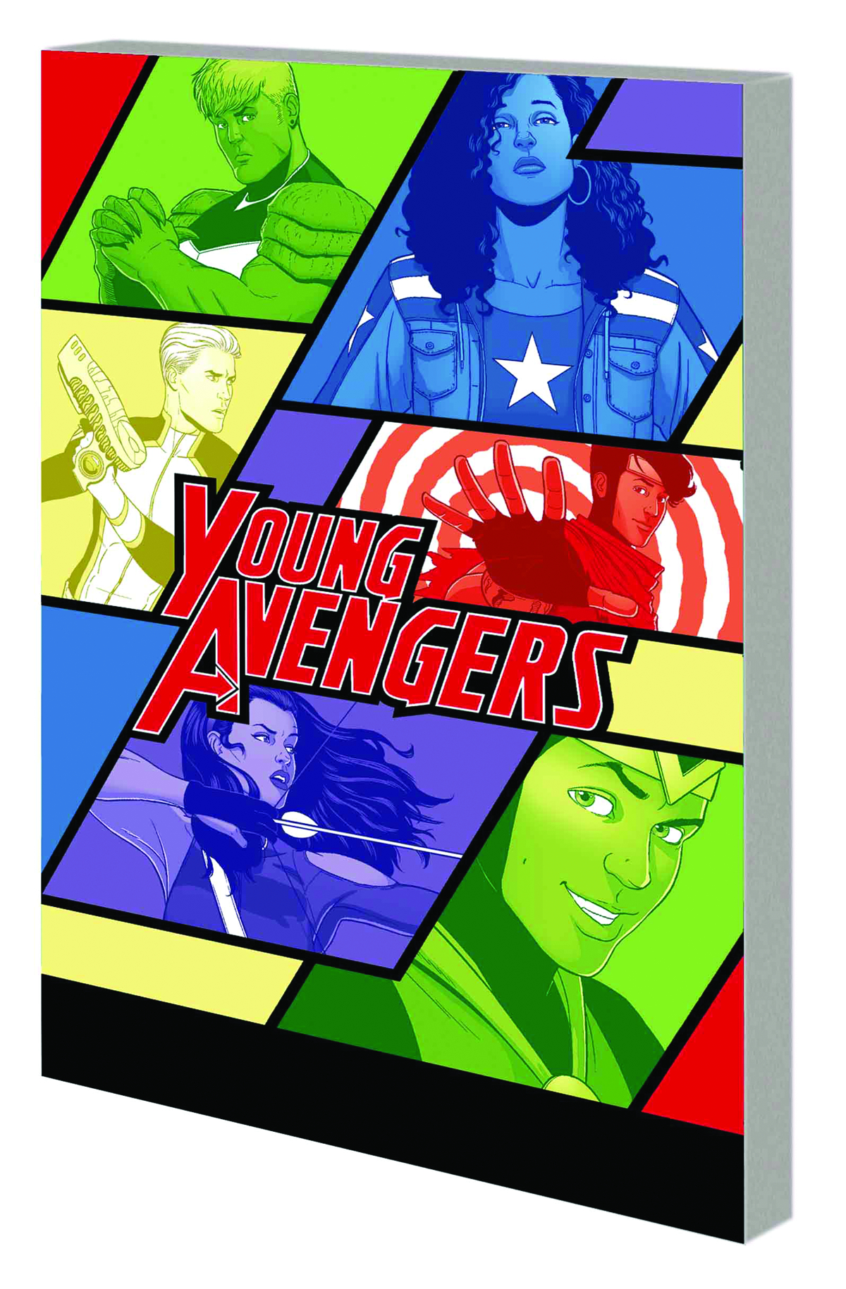 YOUNG AVENGERS TP VOL 01 STYLE SUBSTANCE NOW